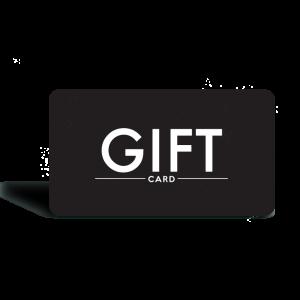 basic black online gift certificate image