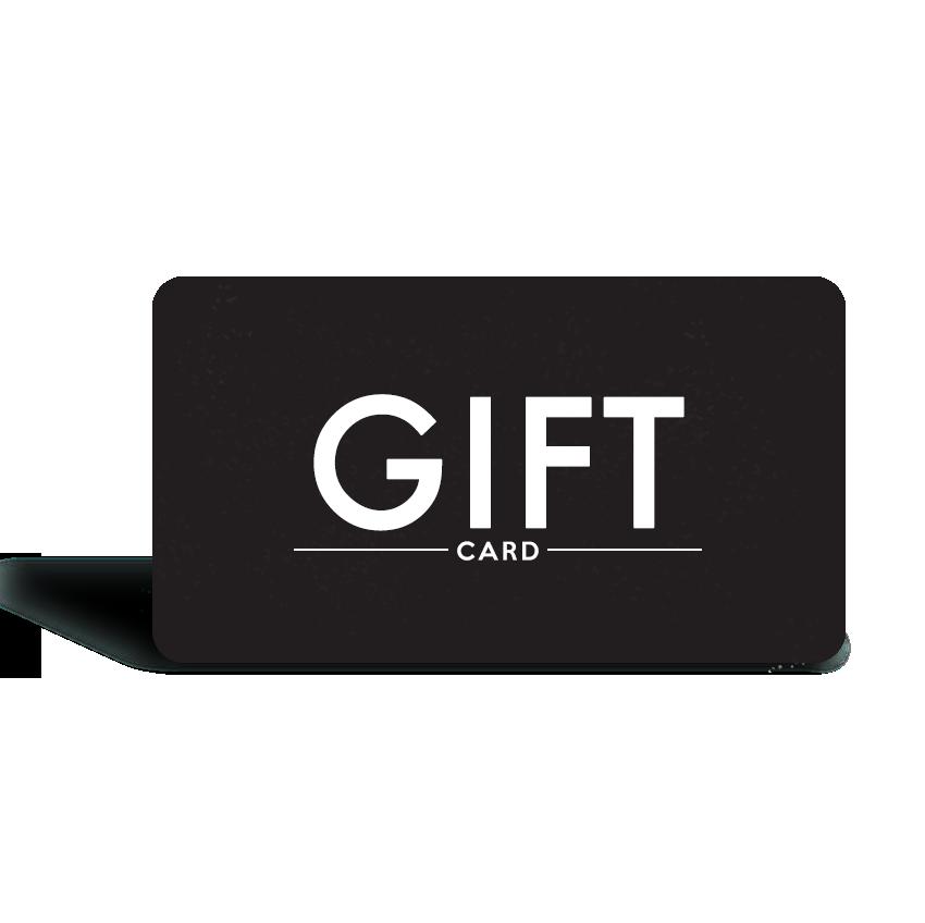 basic black online gift card image