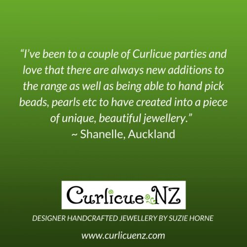 client who has enjoyed several jewellery parties