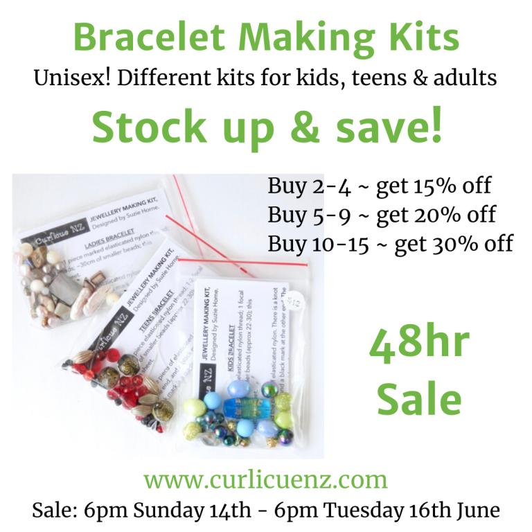 bracelet making kit sale