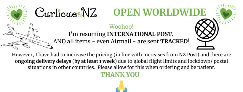 resuming international post