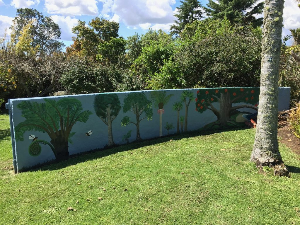 Right Side Garden Wall Mural_Incomplete