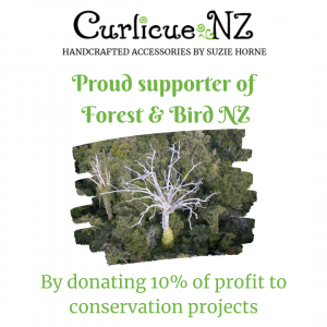 Proud to support Forest and Bird