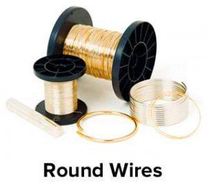 Different round wires