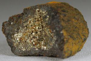 Gold Ore in Rock