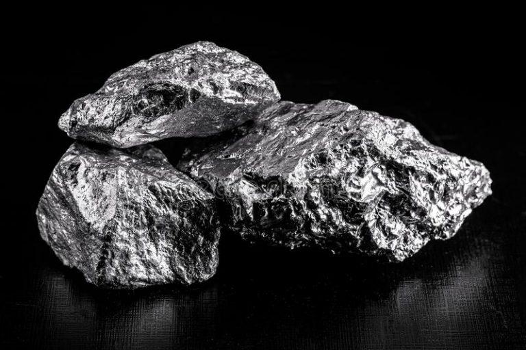 Silver Ore Nuggets